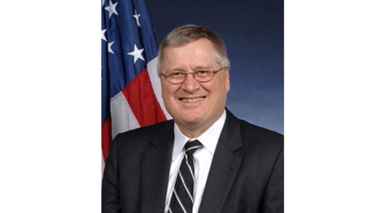 JQI Co-Director Charles Clark