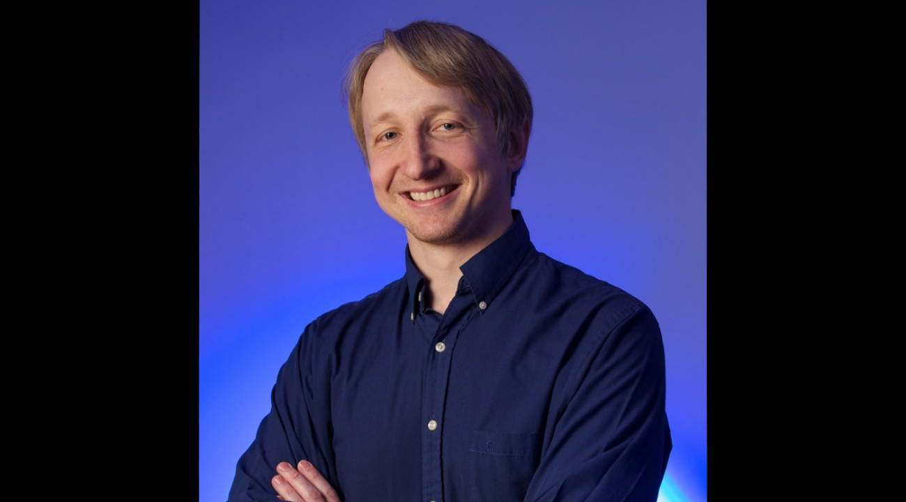 A photo of JQI Fellow Alexey Gorshkov