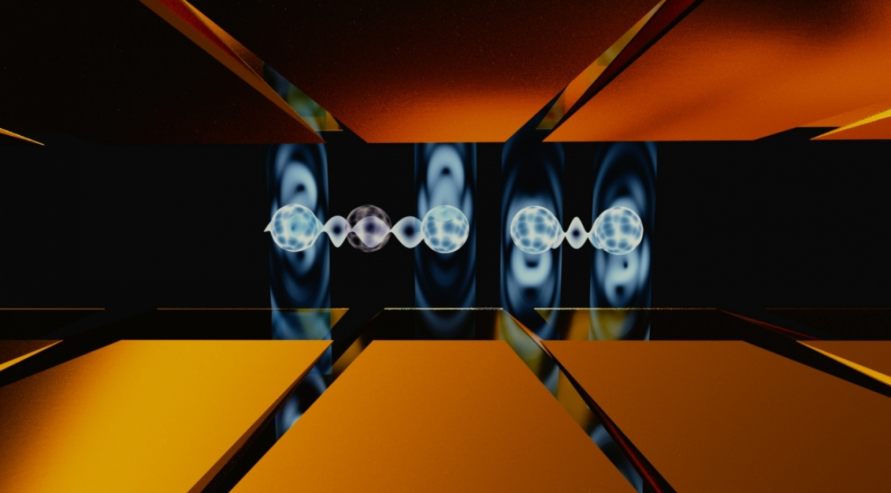 Ions clear another hurdle toward scaled up quantum computing