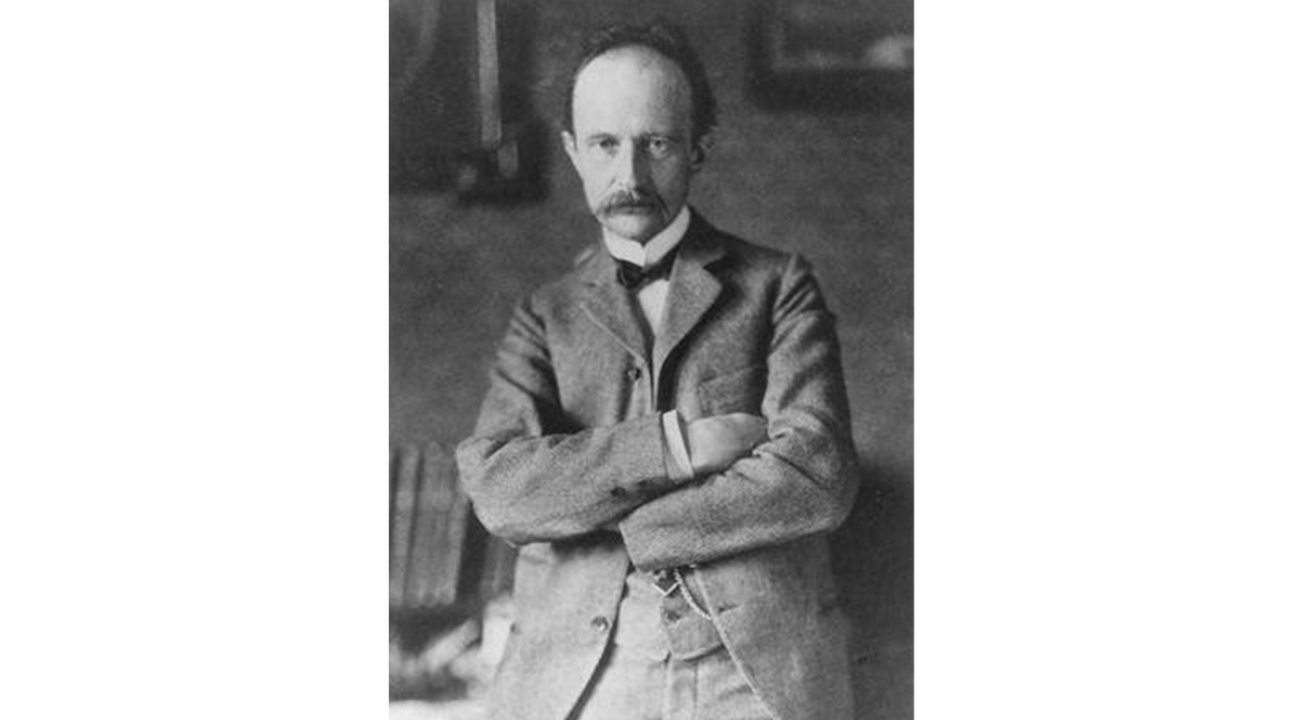 A photo of Max Planck