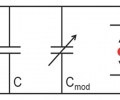 Model for ion-circuit coupling. C stands for capacitance and L stands for inductance. Image Credit: PRL Authors