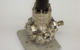 The Lyman alpha radiation detector, shown here in prototype, could dramatically improve performance in key applications.