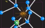 Diamond Sparkle as Quantum Information
