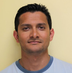 Headshot of Prabin Adhikari